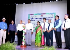 Felicitation of high achiever students