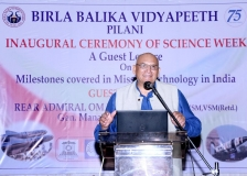 Guest Lecture on Missile Technology
