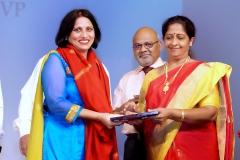 Teachers' Felicitation on achieving benchmark