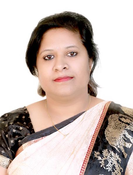 Mrs. Priya Mary Gupta