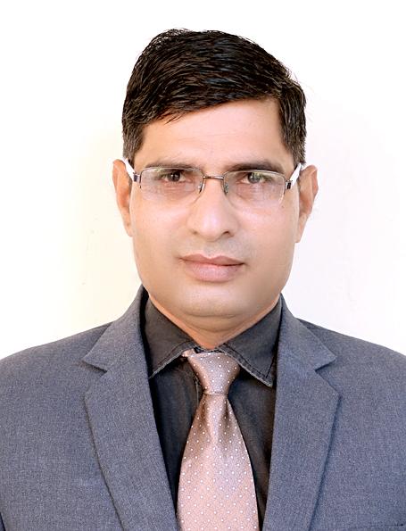 Mr. Pushpendra Kumar Rana