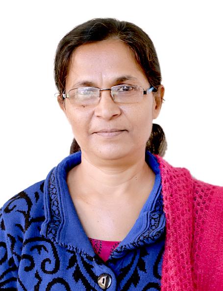 Mrs. Laly K. Saji