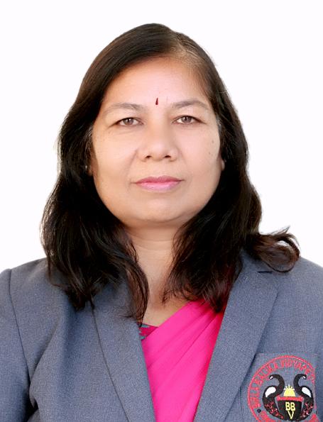 Dr. Vijayashre Singh