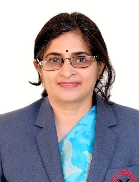 Mrs. Sita A. Kumar