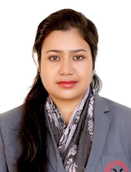 Ms. Mandira Kar