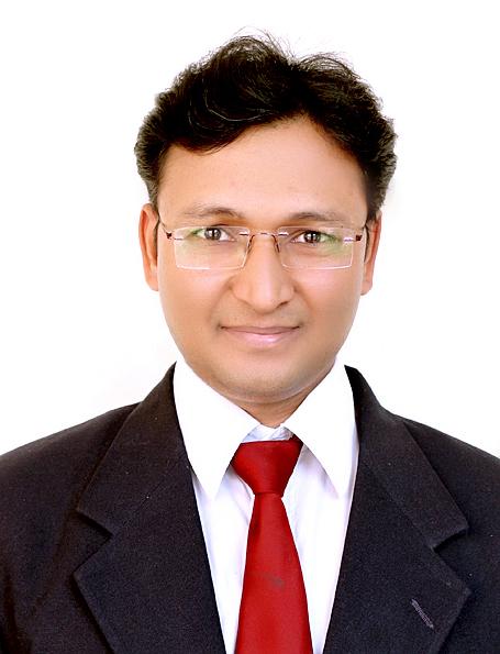 Mr. Manish Kumar Gupta
