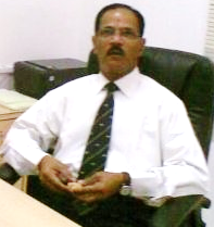 Maj Gen (Retd.) S S Nair (AVSM)