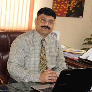 Shri Sanjay Tiwari