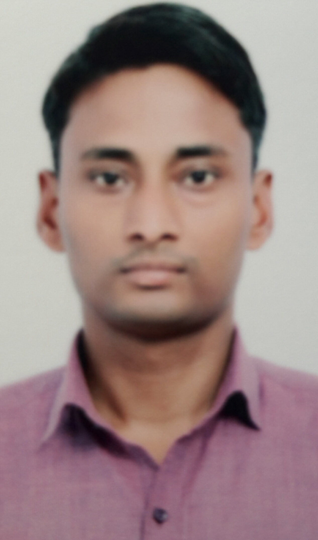 Mr. Laxmi Shankar