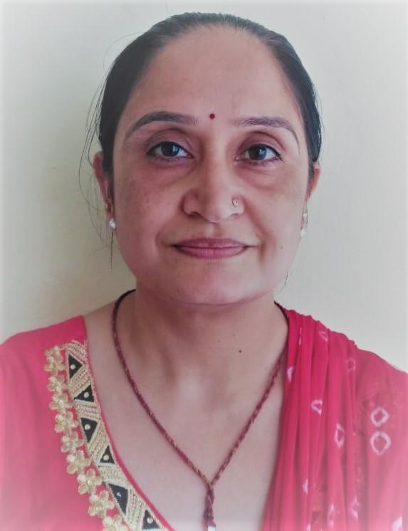 Ms. Prity Sharma